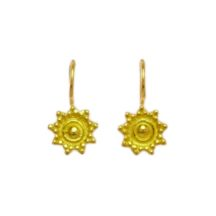 Small Earring Traditional Etruscan – E479