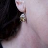 Chunky Etruscan earrings E3b