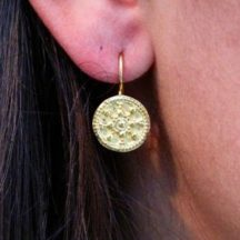 Sas Design Etruscan Inspired Earrings