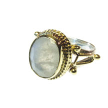 Moonstone Hippie Chic Ring – R7703