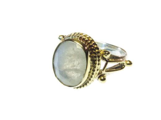 R7703-V maansteen hippy chic ring