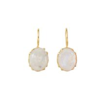 Earring Moonstone – E9509