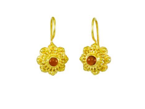 Zeeuwse knoop earrings E1668