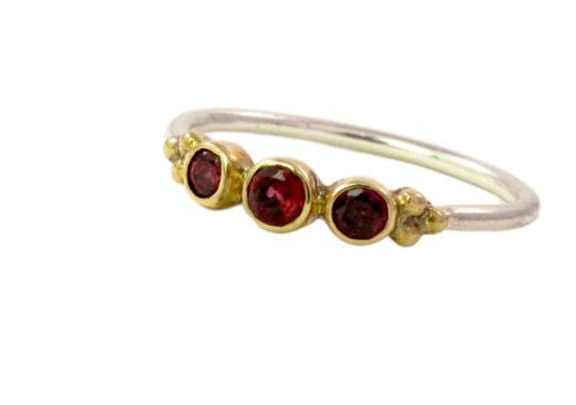 Skinny ring R1637