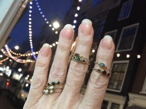 Skinny-rings-with-dots-R1637-in-the-street