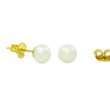 Freshwater Pearl Studs – EP-stud-6mm