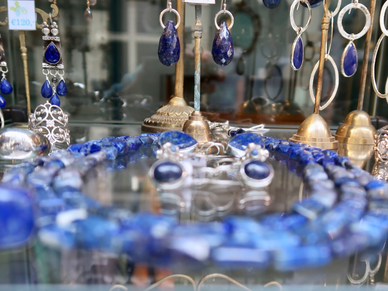 Sas Design Store And Lapis Lazuli Silver Jewelry